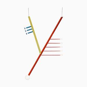 Unique Y Pendant by Koen Van Guijze