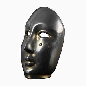 Máscara veneciana vintage