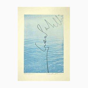 Unbekannt, Komposition, 1970er, Original Lithographie