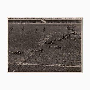 Desconocido, The Martial Show, Foto vintage en blanco y negro, años 30