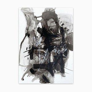 Nodus, abstraktes Gemälde, 2021