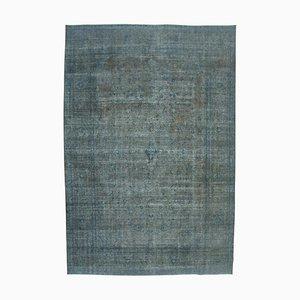 Grey Overdyed Large Area Rug