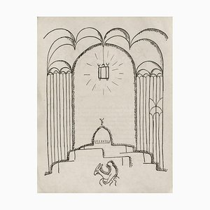 Conte 1001 Nuits 41 by Kees Van Dongen