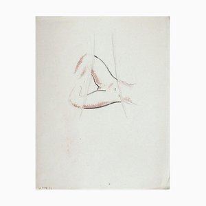 La Princesse de Babylone 10 (Essai 1) von Kees Van Dongen