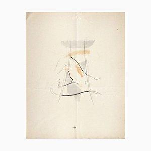 La Princesse de Babylone 10 (Essai 2) von Kees Van Dongen