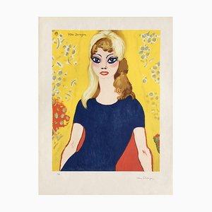 Brigitte Bardot von Kees Van Dongen