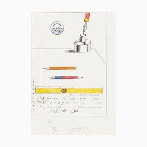 Tintenfass von Saul Steinberg