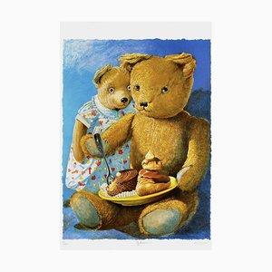 Bear Series: Kuchen! Durch Daniel Authouart