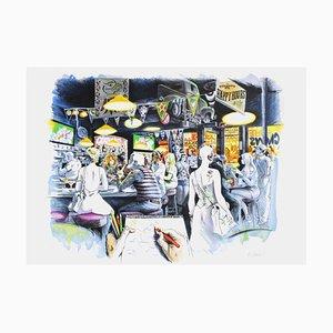 Happy Hours by Daniel Authouart