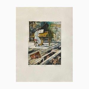Sonate by Daniel Authouart