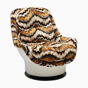 Swivel Lounge Chair by Milo Ray Baughman