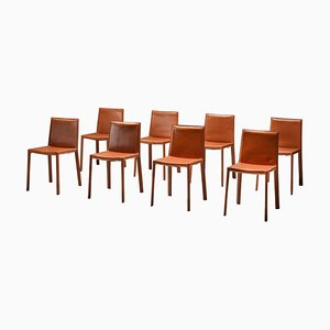 Italian Dining Chairs from Arrben, Set of 8