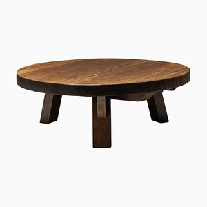 Brutalist Coffee Table