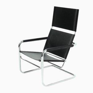 Rondo Sessel mit hoher Rückenlehne von Heinrich Pfalzberger für Wohnbedarf AG, Schweiz, 1970er