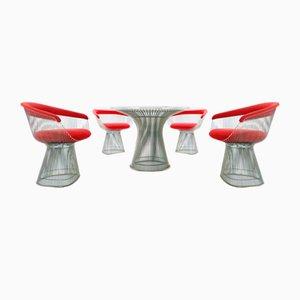 Set de Table de Salle à Manger par Warren Platner pour Knoll, Set de 5