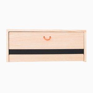 Wandregal mit Schublade von Oitenta