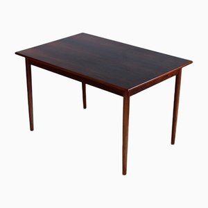 Vintage Rosewood Dining Table with Extension