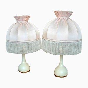 Lámparas de mesa B44 vintage de Hans-Agne Jakobsson para AB Markaryd, Sweden, años 60. Juego de 2