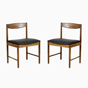 Teak Dining Chairs from McIntosh, 1960s, Set of 4
