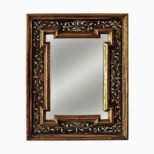Mirror in Antique Florentine Style Frame