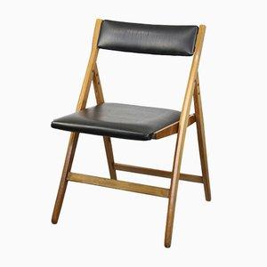 Vintage Eden Folding Chair by Gio Ponti for Stol Kamnik