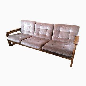 Danish Living Room Set, Set of 3
