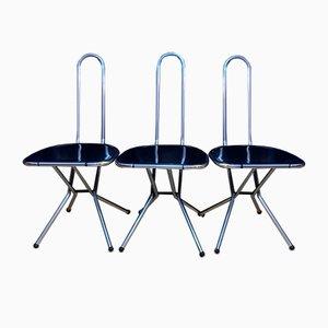 Stühle von Niels Gammelgaard für Ikea, Schweden, 1980er, 3er Set