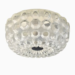Mid-Century Bubble Flush Mount or Ceiling Lamp from Limburg, Germany, 1960s