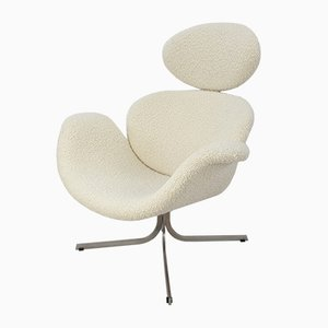 Mid-Century First Edition Big Tulip Chair by Pierre Paulin for Artifort, 1959