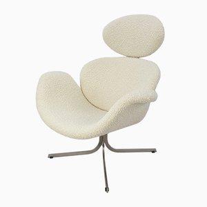 Mid-Century First Edition Big Tulip Chair von Pierre Paulin für Artifort, 1959