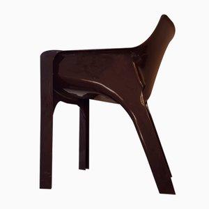 Vicario Chair by Vico Magistretti for Artemide, 1970s