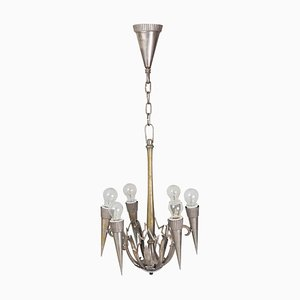 Chandelier by Franta Anyz, 1920s