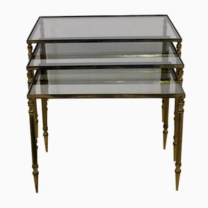 Nesting Tables from Maison Charles, Set of 3