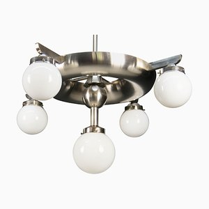 Functionalism or Bauhaus Chandelier from IAS, 1920s