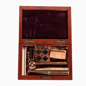 Gould Mikroskop von Carpenter & Westley