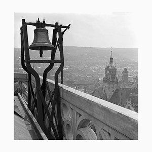 View to Stuttgart City Hall, Germany, 1935