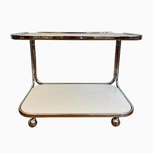 Coffee Table on Wheels, 1970s