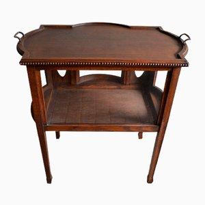 Oak Tea Cabinet