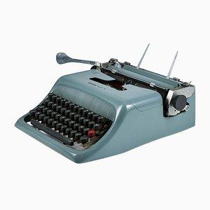 Machine à Écrire Olivetti Studio 44 Azzura, Italie, 1960s