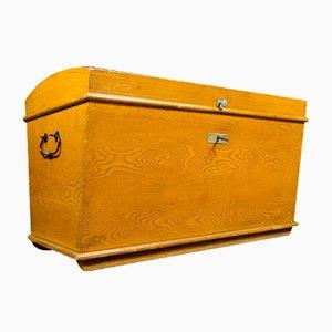 Brocante Holzdecke Box