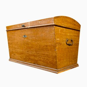 Brocante Wooden Blanket Box