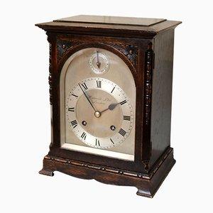 Oak Bracket Clock from Harrods