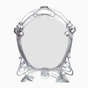 Antique Table Mirror in Art Nouveau Style, Early 1900s