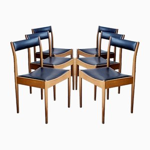 Mid-Century Dining Chairs by Branko Ursic for Stol Kamnik, Slovenia, 1960s, Set of 6