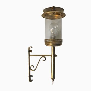 Torchère Sconce from Maison Arlus, 1950s