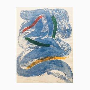 Cobra, Lithograph, Clemens, 1960s