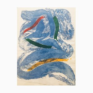 Kobra, Lithographie, Clemens, 1960er