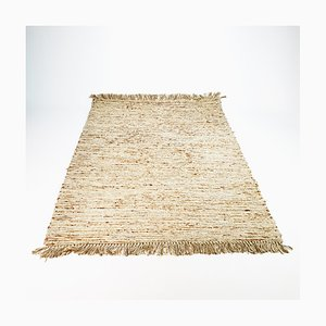 Mid-Century Hand-Knotted Wool Rug, 1960s