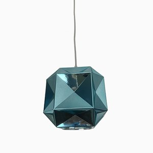 Art Deco Murano Glass Ceiling Lamp from Ribes, 2000s
