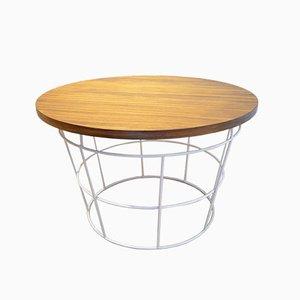 Tavolino a rete di Verner Panton per Plus Linje, anni '60